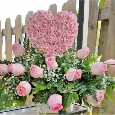 Cute Pink Heart