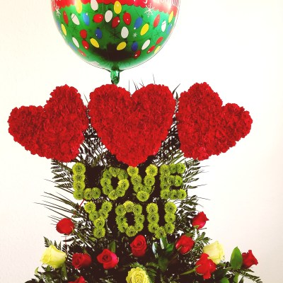 LOVE YOU In Christmas