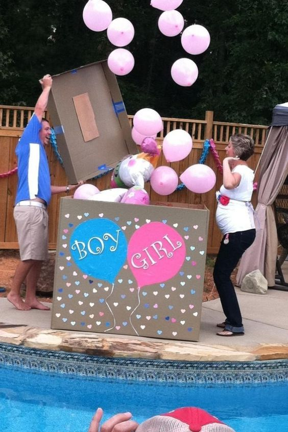 2019 Miami Gender Reveal Party And Celebration Ideas