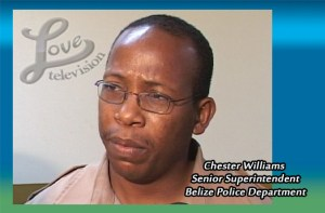 Chester Williams