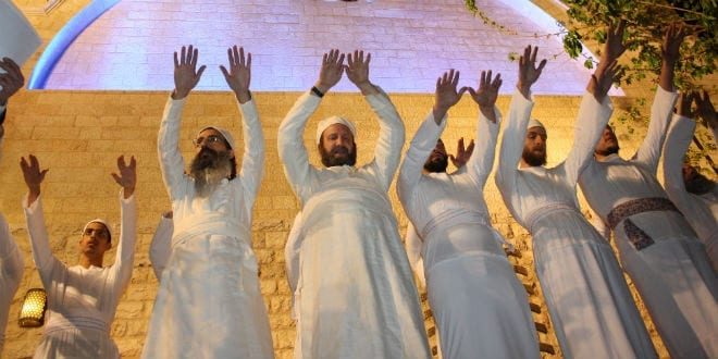 40,000 Attend Priestly Blessing at Western Wall – Breaking Israel News