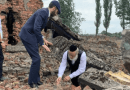 Bones of Holocaust Victims Rise Up from Under Ground in Auschwitz – Breaking Israel News