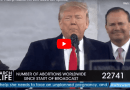 Trump Invokes 'God' Eight Times As First President to Address 'March for Life' and Today's Top Stories -Breaking Israel News