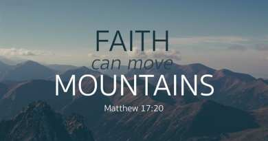 """Show Your Faith"" – Time To Act by Steve Martin"