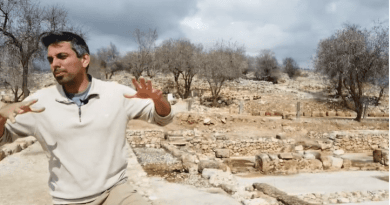 Ancient Shilo (on Ambassador Academy) – Aliyah Return Center, Chaim Malespin
