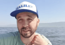 LIVE From My Board On The Sea Of Galilee! – Joshua Aaron