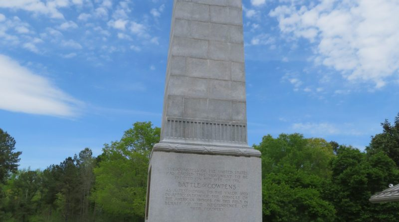 "Walk With Me – ""Cowpens National Battlefield"" in Cowpens, SC – Steve Martin"
