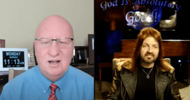 "INTELLIGENCE BRIEFING WITH ROBIN BULLOCK AND STEVE SCHULTZ – ELIJAHSTREAMS, EPISODE 9 ""Rebellion of Lucifer"""