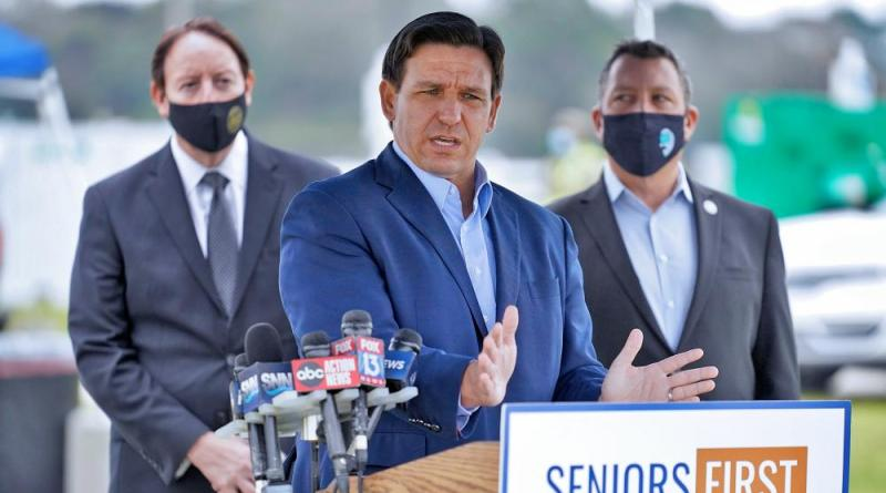 Florida Gov. Ron DeSantis to Pardon Anyone Charged for Violating Mask, Distancing Mandates