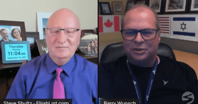 """BARRY WUNSCH: """"AMERICA: HOW GREAT ARE THE DAYS AHEAD!"""" – ElijahStreams"""