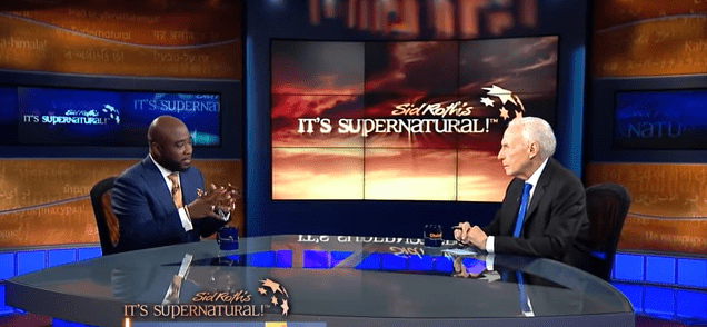 Your Personal Access Code to Unlock the Supernatural – Sid Roth, It's Supernatural with Kynan Bridges