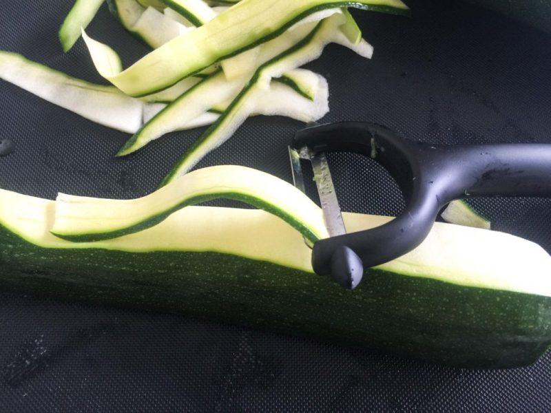 zucchini Sparschäler