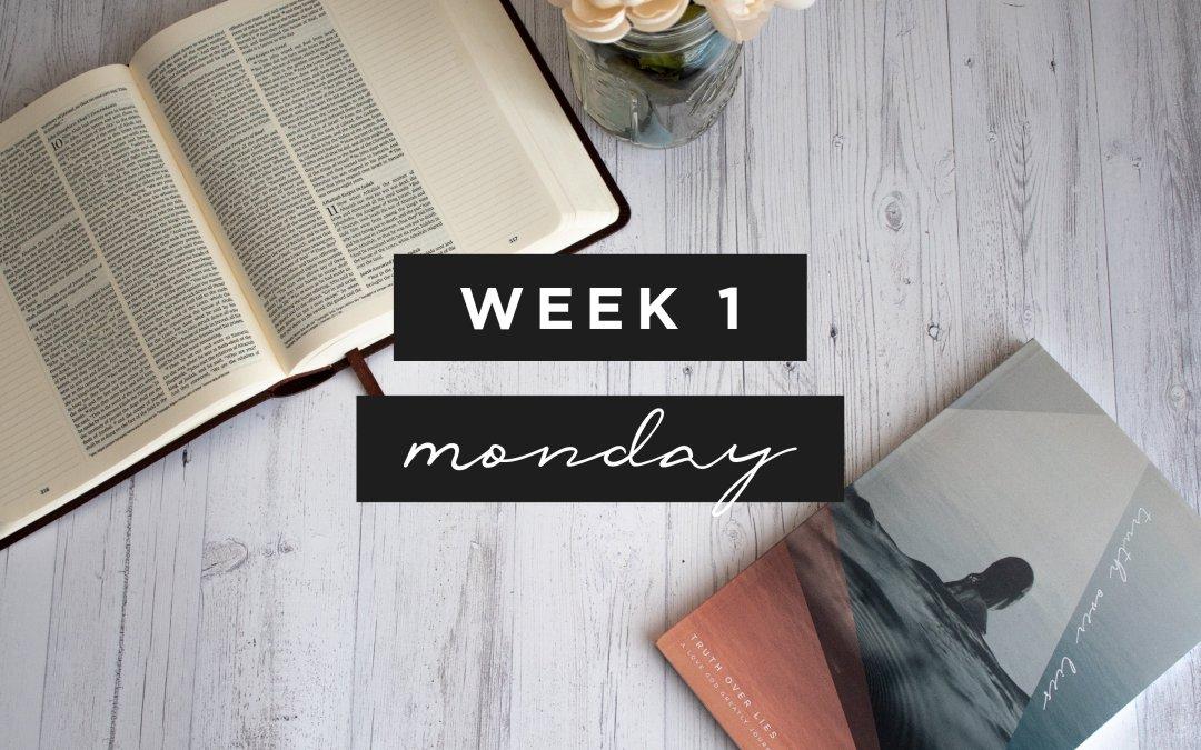 Week 1 – Never Defenseless