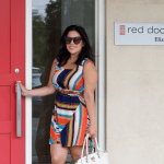 Red Door Spa|Watermelon Basiltini Pedi