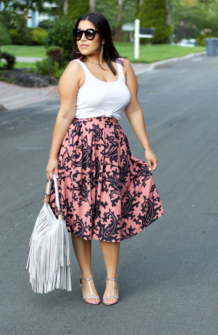 Sunday Sunday Midi Skirt