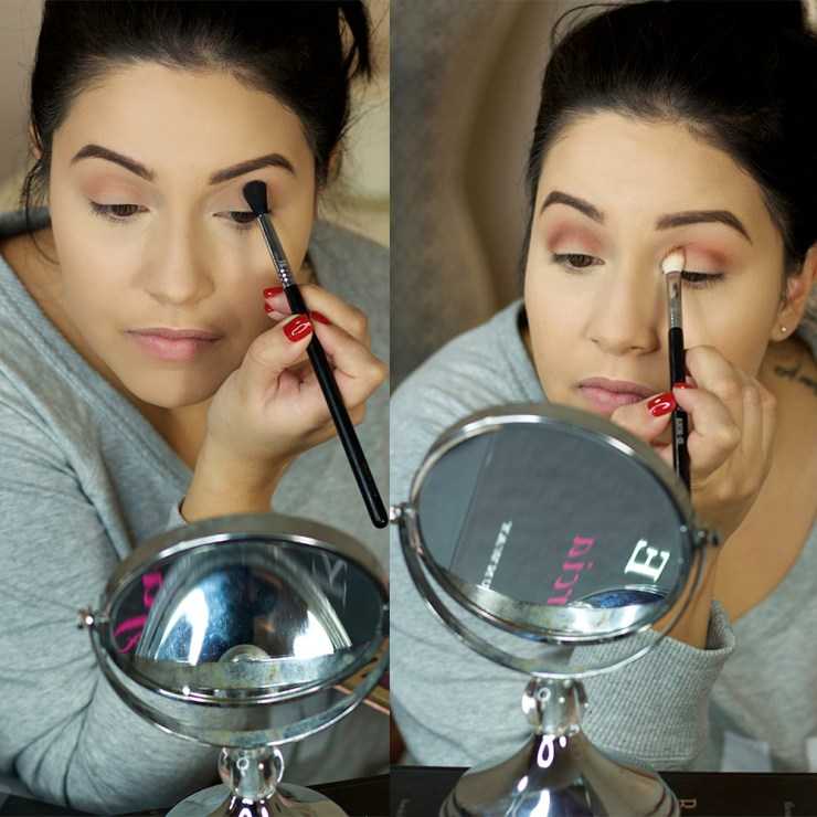 Holiday Makeup Tutorial