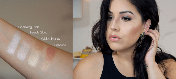 Laura Geller Illuminators Review & Swatch