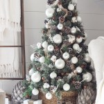 Simple Farmhouse Christmas Bedroom Love Grows Wild