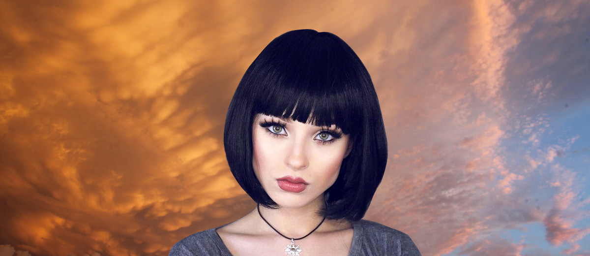 Faces Round Medium Hairstyles Bangs Length