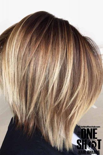 48 Fantastic Stacked Bob Haircut Ideas