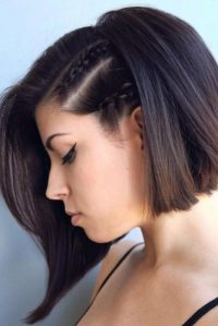 Braided Short Hairstyles picture3