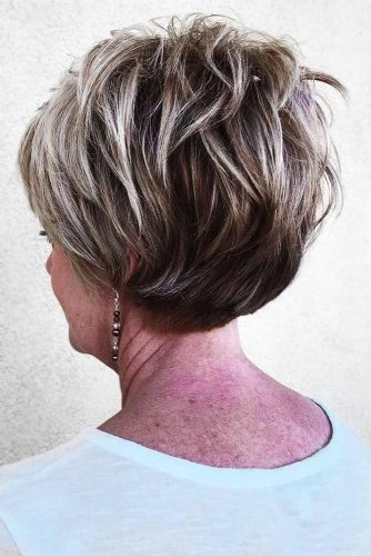 50 Incredibly Beautiful Short Haircuts For Women Over 60