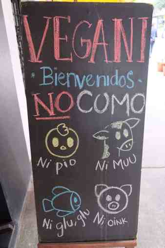 Vegan restaurants in Mexico City, one of the top things to do in Mexico City