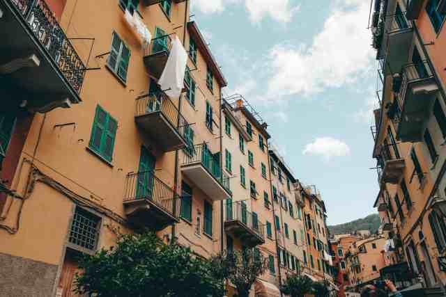 Riomaggiore, where to stay in Cinque Terre