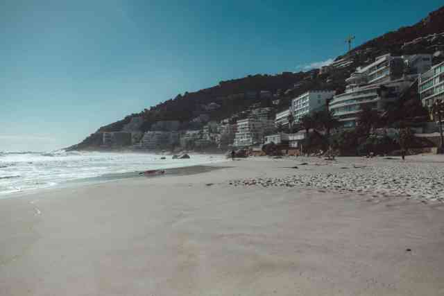 Clifton Beach, one of the top things to do in Cape Town