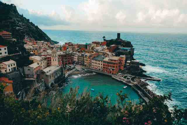 Hike Cinque Terre, one of the top things to do in Cinque Terre