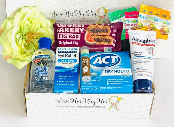 Radiation care package