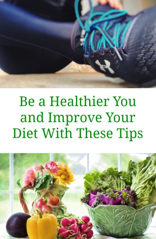 Be a healthier you by changing these diet tips