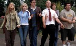 Shaun of the dead 2004 movie