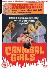 cannibal girls artwork dvd cover