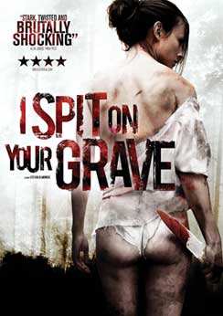 i spit on your grave 2010 dvd cover