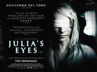 Julia's Eyes film poster