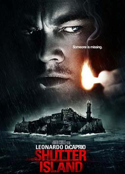 shutter island film dvd cover