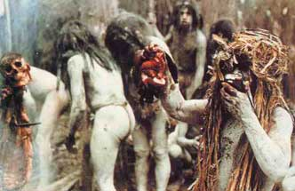 cannibal holocaust horror 1980