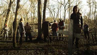 Hatchet 2 ii horror film 2011