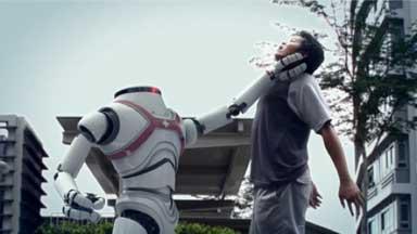 Robotropolis movie 2011