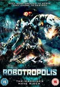 Robotropolis DVD cover