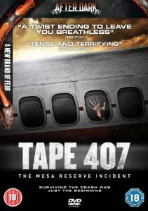 Tape 407 cover dvd