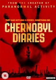 Chernobyl diaries 2012 dvd cover