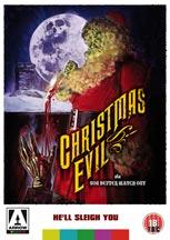 Christmas Evil 1980 horror movie