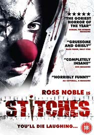 Stitches 2012 DVD cover
