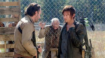 this sorrowful life the walking dead