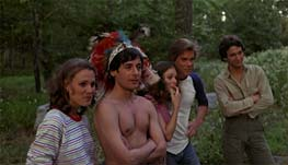 Friday the 13th horror slasher back woods