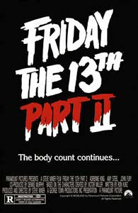 Friday the 13th Part 2 1981 horror