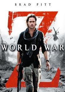 world war z 2013 cover