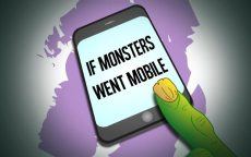 monsters went mobile